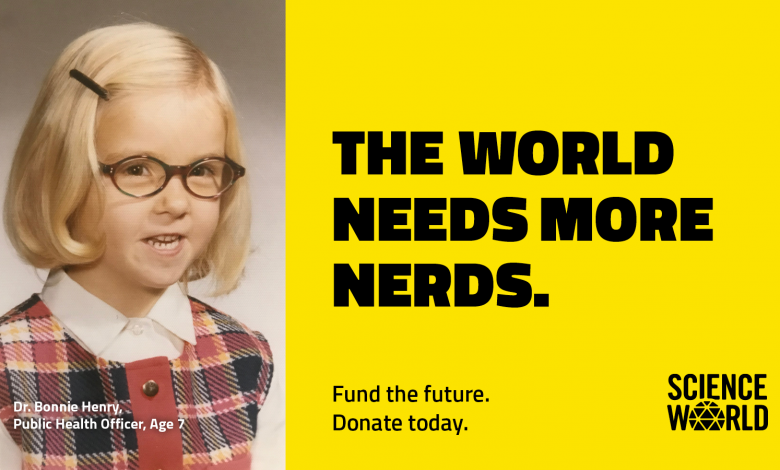 bc's-top-'nerd'-dr.-bonnie-henry-helps-science-world-with-funding-campaign