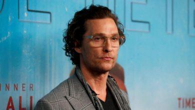Photo of Matthew McConaughey enthüllt, dass er als Teenager missbraucht wurde